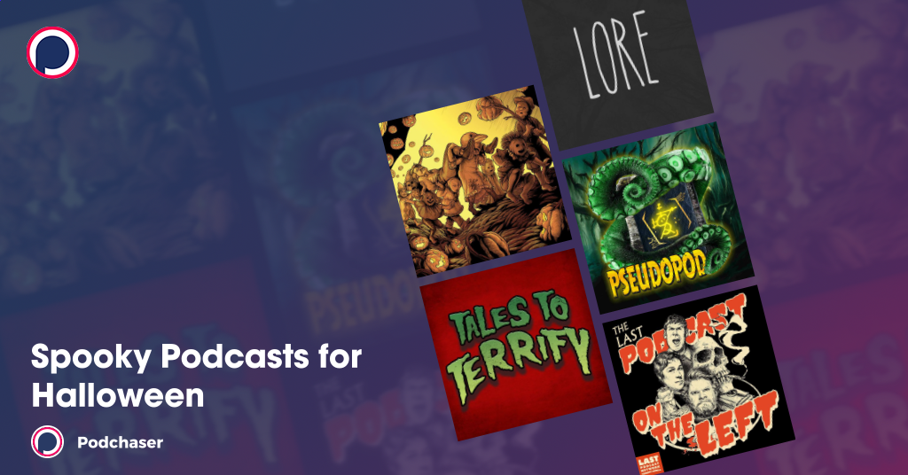Spooky Podcasts 🎃👻 | Lists on Podchaser