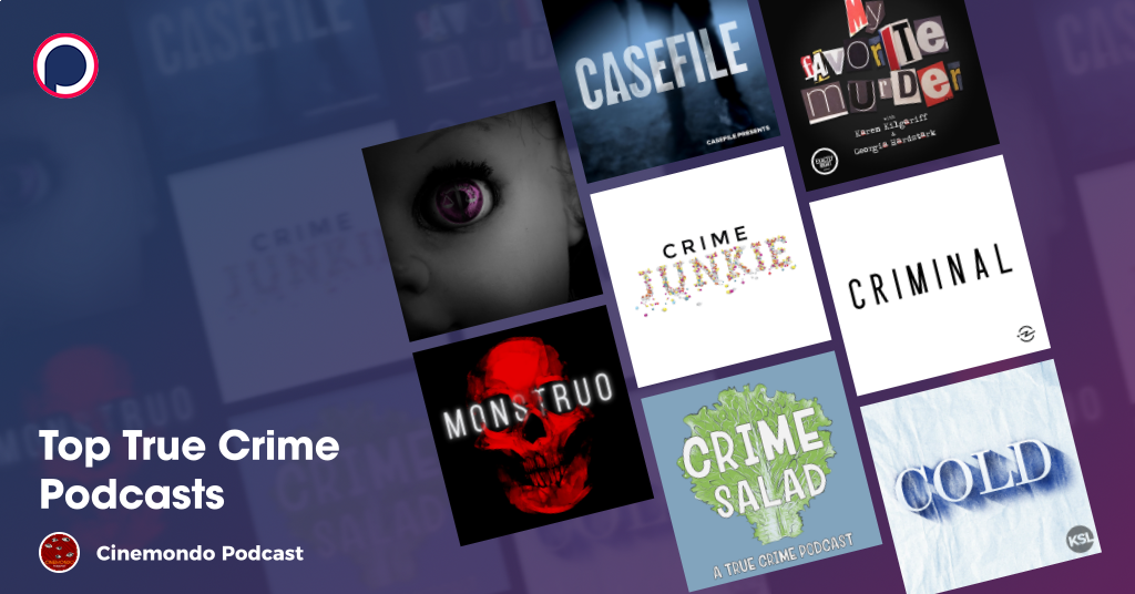 Top True Crime Podcasts | Podcast List on Podchaser